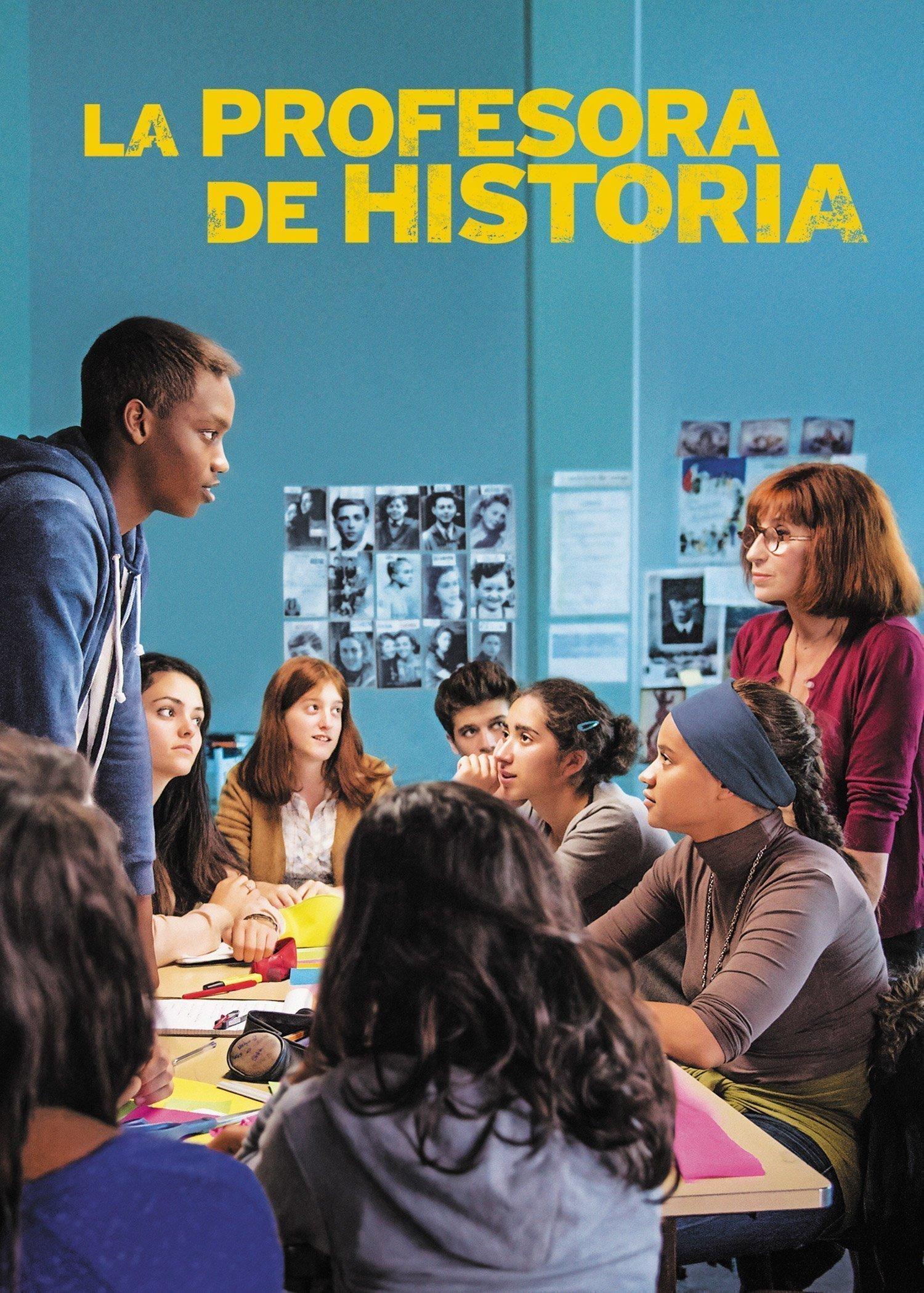 La profesora de historia