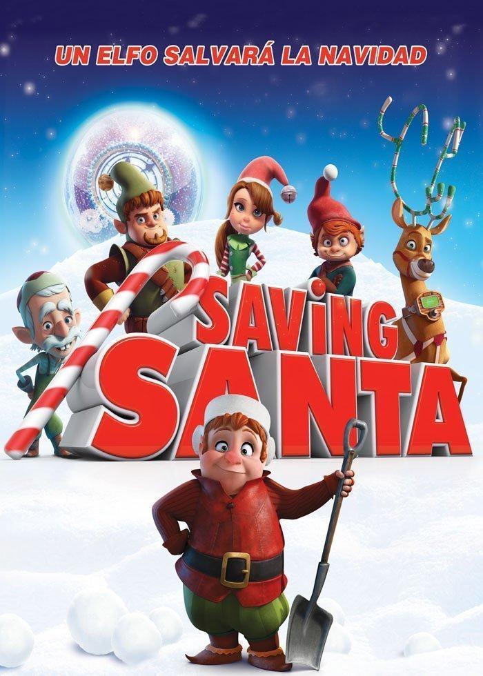 Rescatando a Santa Claus (Saving Santa)