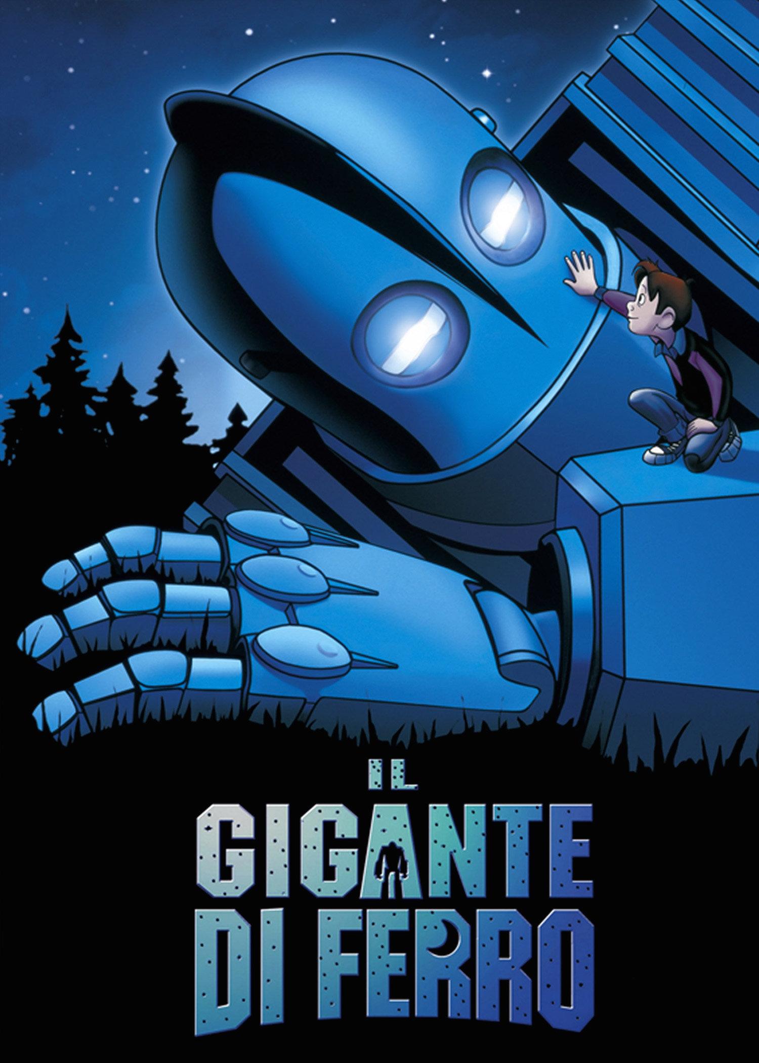 Dvd il ggg grande gigante gentile e blu ray