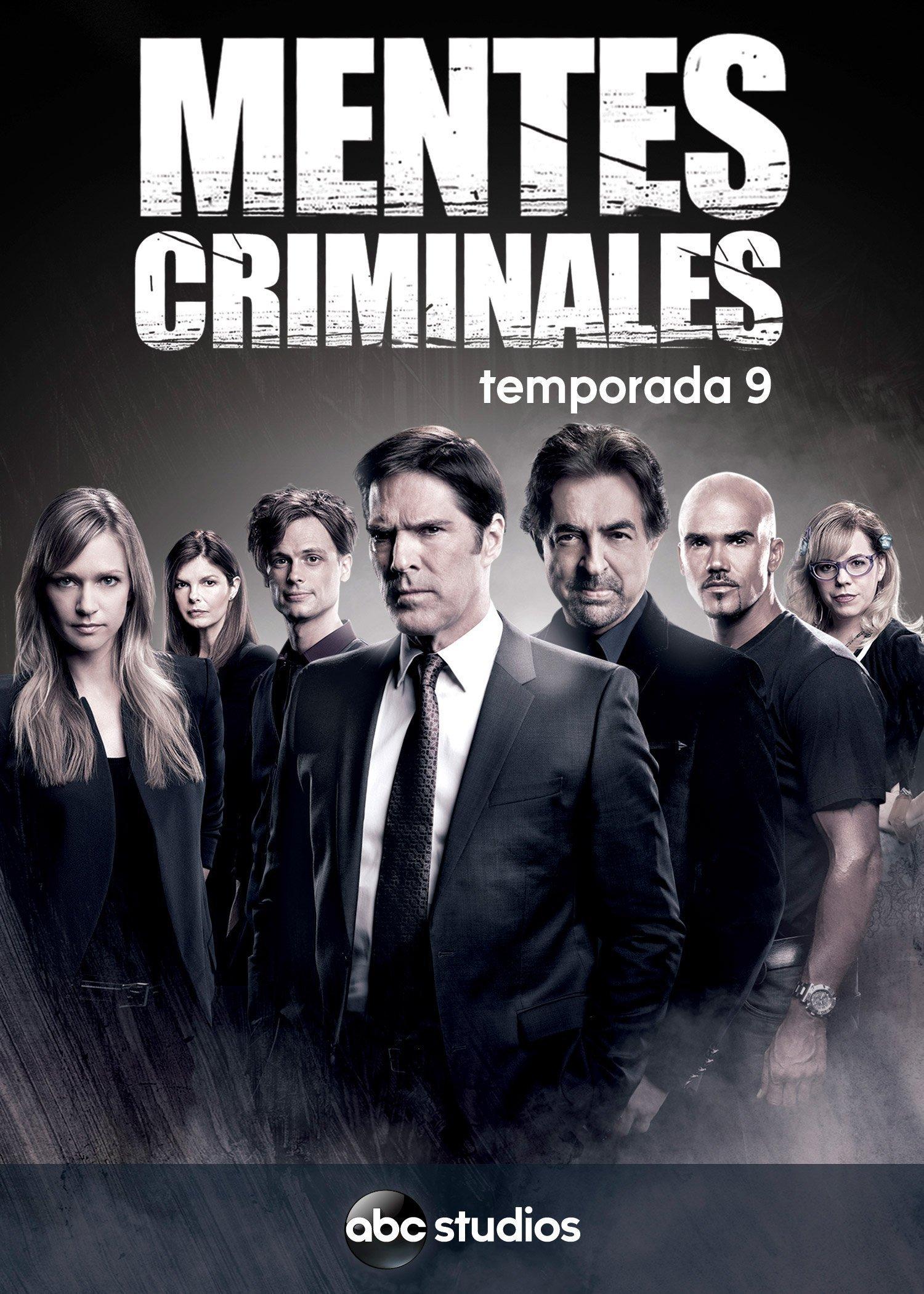 Mentes Criminales Temporada 9 Audio Dual Sub Mega