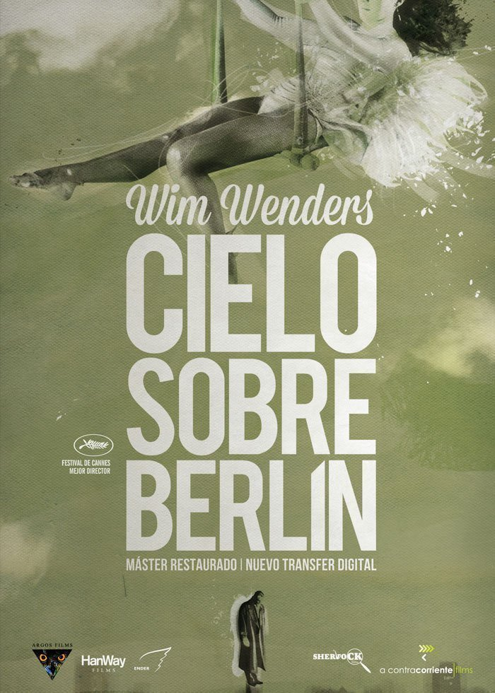 Cielo sobre Berlín (Wings of desire)