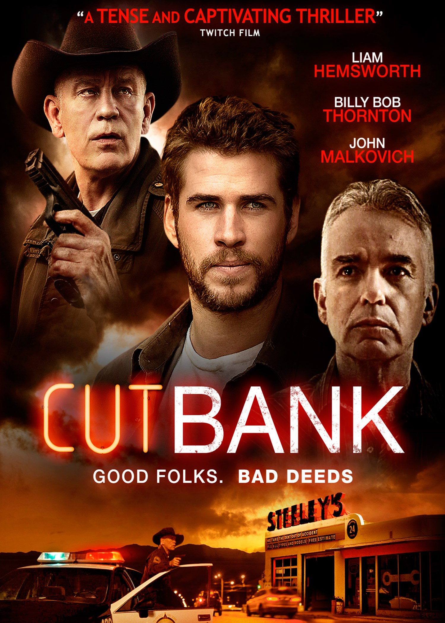 Cut Bank Official Trailer #1 (2015) - Liam ... - YouTube