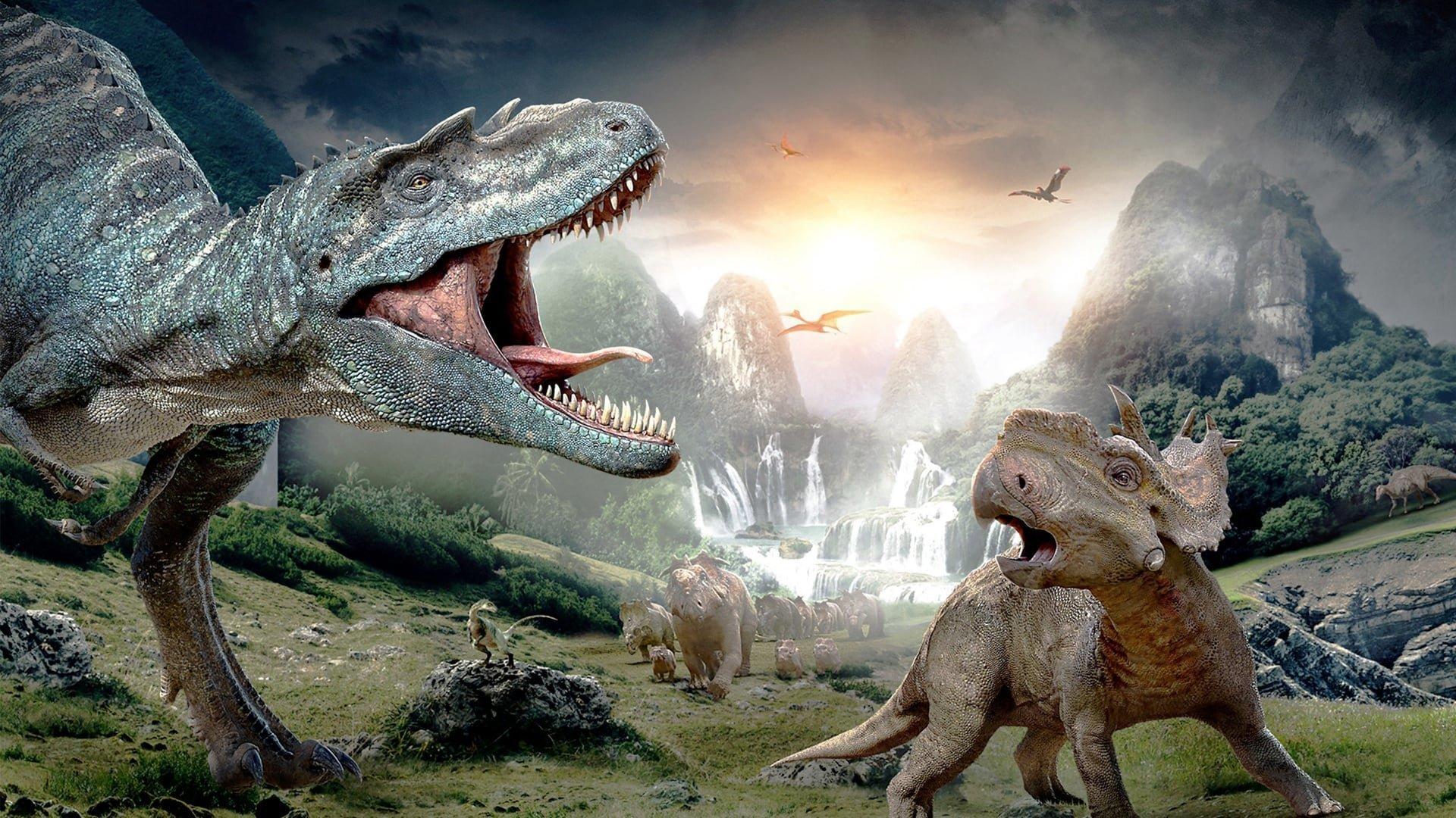 Caminando Entre Dinosaurios La Pelicula Rakuten Tv